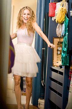 Los 25 mejores looks de Carrie Bradshaw
