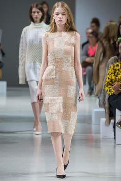 Nina Ricci Fall 2015 Ready-to-Wear Fashion Show - Hollie-May Saker (Elite)
