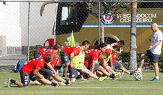 Medel con Chile