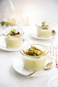 Business Cookware Ought To Be Sturdy And Sensible Knolseldersoep Met Boschampignons Pureed Food Recipes, Wine Recipes, Soup Recipes, Cooking Recipes, I Want Food, Feel Good Food, Love Food, Xmas Food, Comfort Food