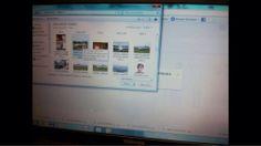 Atbeitsschritt 4 - Aus dem Ordner des Computers das Bild auswählen und einfügen.