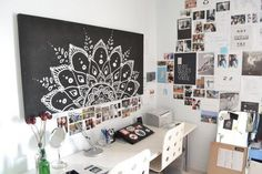 Top Bedroom Colors #4 - DIY Tumblr Room Decor | Home Design And ...