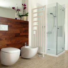 Redo your loo in 3 easy steps - Good Housekeeping Good Housekeeping, Ideas Para, Toilet, Bathtub, Interior Design, Simple, Bathrooms, Spaces, Houses
