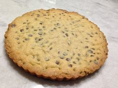 From My Perspective: What's for Dinner: Chocolate Chip Cookie Pie