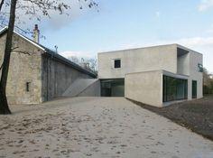 Charles Pictet Architecte FAS SIA2- Frontenex, France
