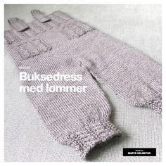 Buksedress med lommer - Oppskrifter - Nettbutikk - Design by Marte Helgetun