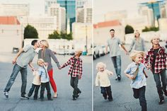 Family photography.  family pictures.  Family poses.  Lifestyle city family session,