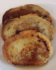 French Toast using banana in place of egg (dairy/egg/nut free) I have three recipes for french toast on my board this one looks the most promising!