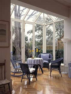 Sunroom Decor