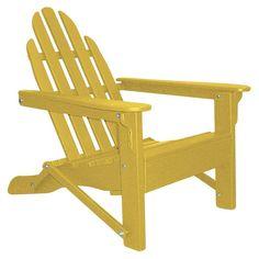Prairie Leisure Aspen Folding Adirondack Chair