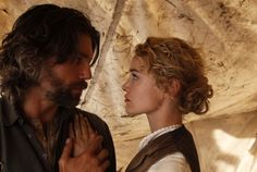 Hell On Wheels - Cullen Bohannon / Lily Bell (Anson Mount / Dominique McElligott) Dominique Mcelligott, Anson Mount, Hell On Wheels, Online Photo Gallery, Tv Episodes, Film Music Books, Character Inspiration, Story Inspiration, Writing Inspiration