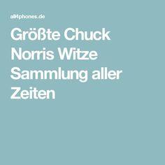 Größte Chuck Norris Witze Sammlung aller Zeiten