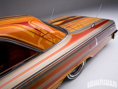 custom paint impala - Google-haku
