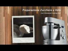 ♨ VIDEO RICETTE KENWOOD Girelle di mozzarella di Montersino con Kenwood Cooking Chef - YouTube