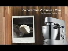 Video preparazione zucchero a velo Kenwood – Kenwood Cooking Blog