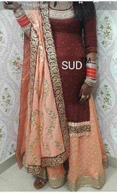 Nic Latest Punjabi Suits Design, Designer Punjabi Suits, Indian Designer Wear, Salwar Suits Party Wear, Party Suits, Girls Dp Stylish, Stylish Girl Images, Indian Dresses, Indian Outfits