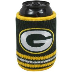 NFL Green Bay Packers Woolie Can Koozie by Football Fanatics. $12.95.