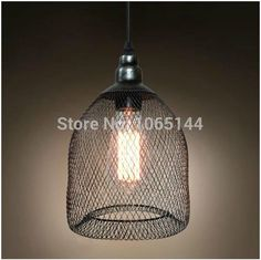 Find More   Information about Vintage ancient american style hollow out grid wrought iron pendant light for dinning room restaurant coffee room 1pc ,High Quality  ,China   Suppliers, Cheap   from Jessica Liu online store on Aliexpress.com