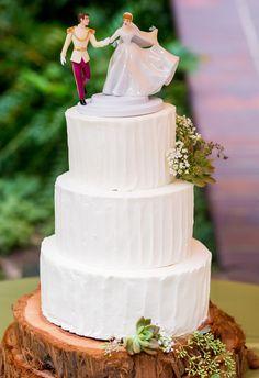Fairytale Destination Wedding In Disneyland