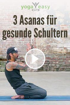 Yoga für die Schultern: Diese Asansas kräftigen deine Schulterpartie