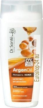 """Arganöl """"Junge Haut"""" Milch Make-up Entferner, 200 ml, Dr.Sante Fruit, How To Make, Milk, Diy"""