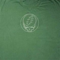 Grateful Dead Stealie - Solid – Blue Mountain Dyes - Free Shipping over $10