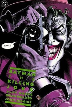 "According to Tim Burton, he was heavily influenced by the dark tone of Alan Moore's Batman: The Killing Joke and Frank Miller's Batman: The Dark Knight Returns. | 21 Things You Might Not Know About Tim Burton's ""Batman"""