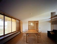 House in Hitachinaka|ひたちなかの家-室内 堀部安嗣