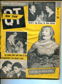 On The QT, May 1956