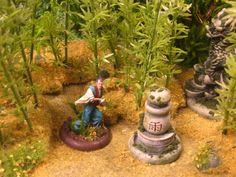 Yeti's Bushido Terrain and Ito Clan   GCT Studios