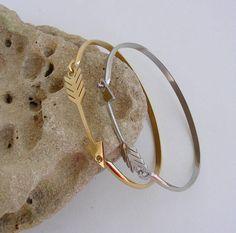 Gold/silver woman bracelet bangle 2 bracelet sacier Bangle Bracelets, Bangles, Hoop Earrings, Woman, Silver, Gold, Etsy, Jewelry, Stone Bracelet