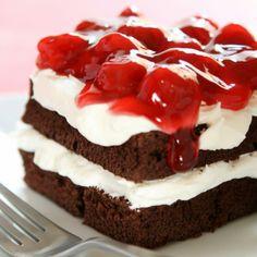 Dreamy Creamy Chocolate Layered Cake