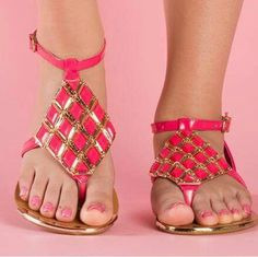 Sandals..