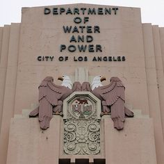 Art Deco Water and Power