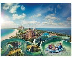 Atlantis Aquvaventure Tickets for Sale in Dubai