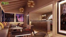 #Interior #Design #Modern #Bar