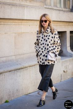 Acne moment. Pernille in Paris. #LookDePernille