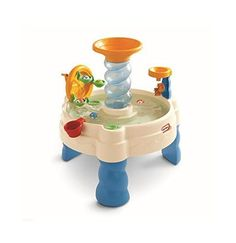 Little Tikes Spiralin' Seas Water park Play Table NEW * Waterpark Toy Summer Fun in Toys & Hobbies,Outdoor Toys & Structures,Sand & Water Toys Best Water Table, Kids Water Table, Sand And Water Table, Sand Table, Water Toys, Water Play, Sand Play, Water Games, Little Tikes Water Table
