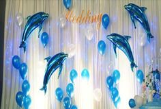 Dolphin+Party+Supplies+Shop | Dolphin Party Supplies Wedding Supplies-Source Dolphin Party Supplies ...