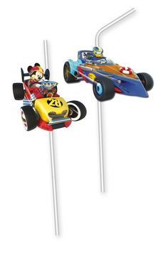 Mickey and the Roadster Racers- juomapillit