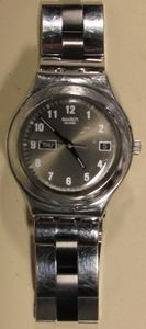 Swatch swatch(スウォッチ)時計.IRONY.中古 Watch Antique ¥4000yen 〆05月12日