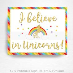 I Believe in Unicorn