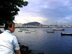 URCA Rio de Janeiro - Brasil O Querido Bairro do Rei    A vista do Rei   Que o Roberto Carlos é um apaixonado pela Urca, todo mundo já sabe....
