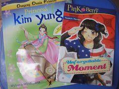 Rumah Mayaku: Pegumuman pemenang kuis berhadiah buku Princess Kim Yung dan Unforgettable Moment