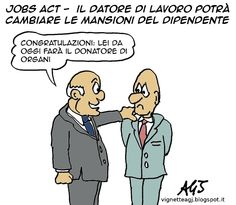 jobs act, decreti attuativi, mansioni