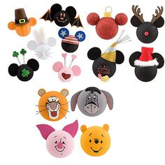 Disney car antenna toppers