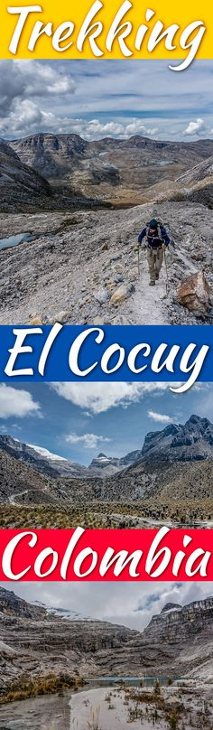 Colombia's Sierra Nevada del Cocuy is an incredible place...