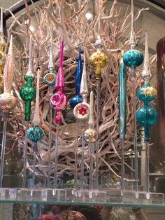 Christmas. Avant Garden. Highland Park Village. Dallas.
