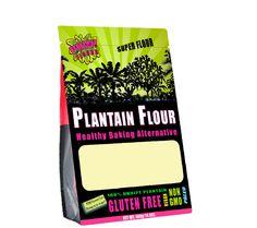 Pow Plantain Flour