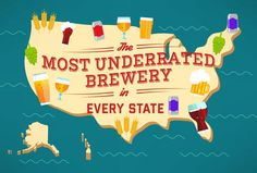 You're probably familiar with the brewery in your state, but chances are you don't appreciate it.